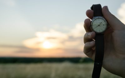 How Effective Are You In Managing Your Time?  (Part I)